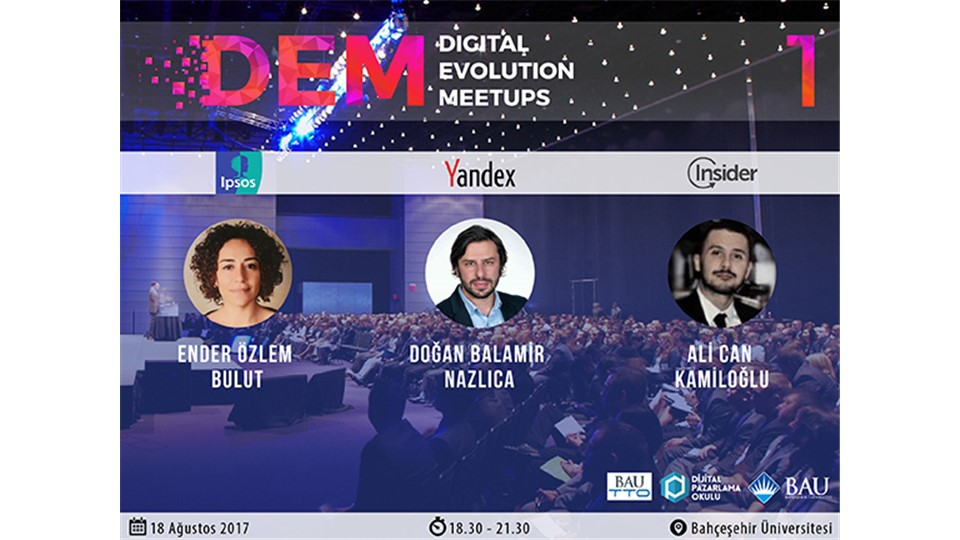Digital Evolution Meetups #1