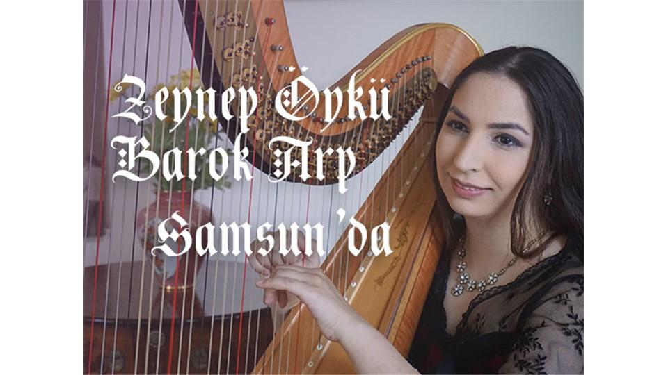 Zeynep Öykü - Barok Arp (Samsun)