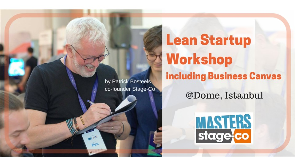Plan A: Lean Startup // Workshop