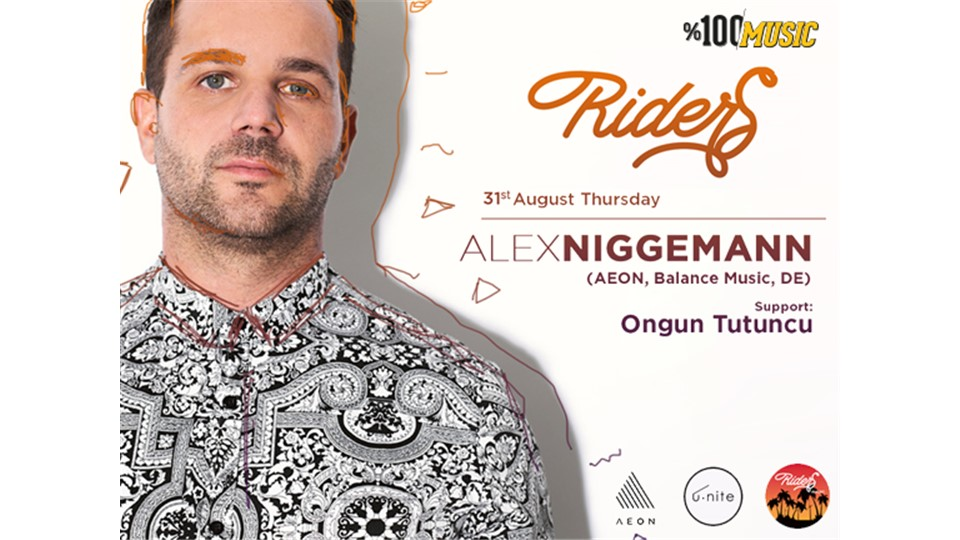 u.nite Presents: Alex Niggemann @RidersAlacati