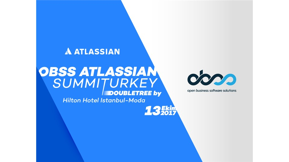OBSS Atlassian SUMMIT 2017
