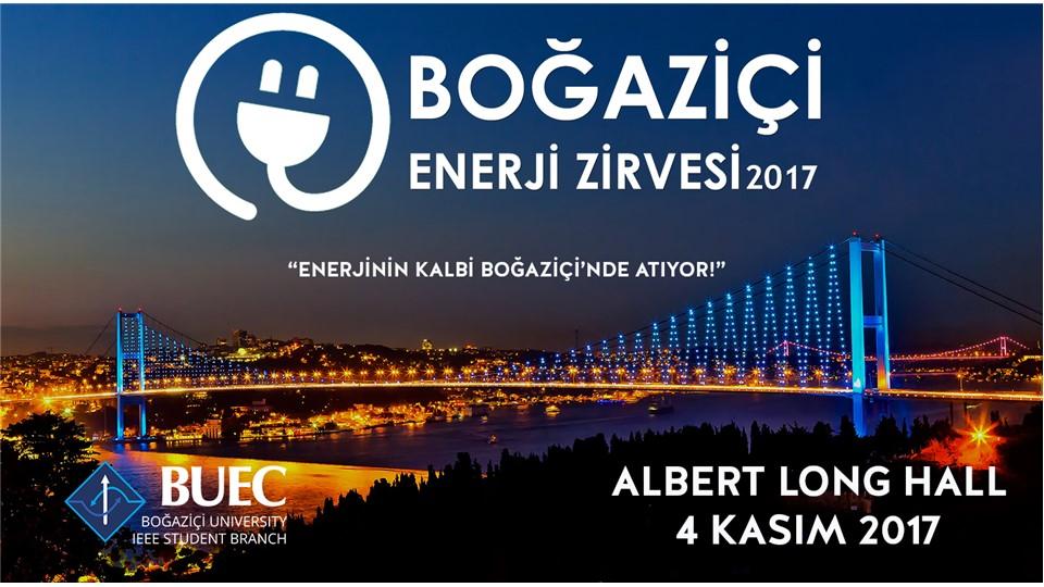 Boğaziçi Enerji Zirvesi 2017