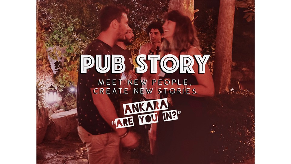 "Pub Story: ""Are You In?"""