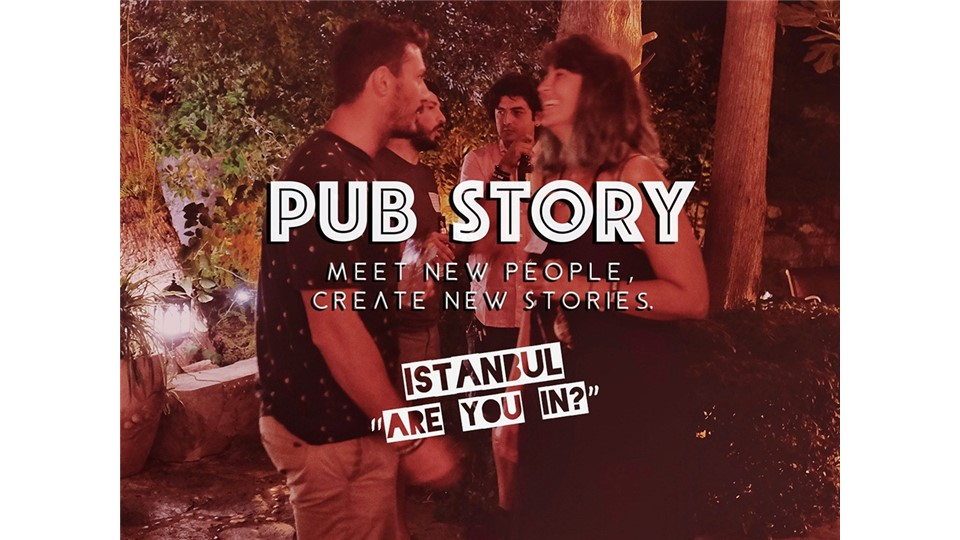 """Pub Story: """"Are You In?"""""""
