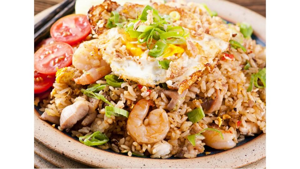 Tayland Yemeklerini Tadiyoruz (Tay usulu ortaya servis yapan ve paylaşılarak yenilen içeceksiz fix menü - 1 (bir kişilik)