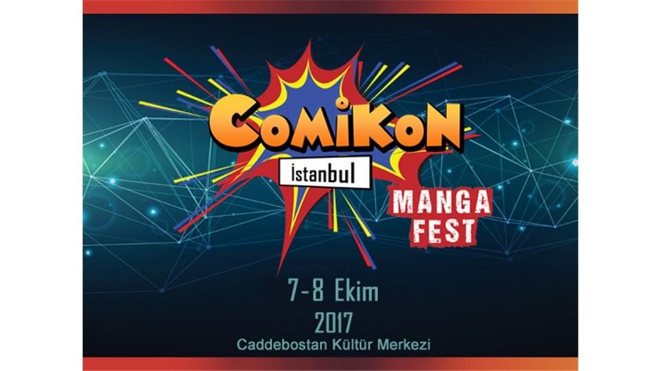 COMİKON-İstanbul 2017