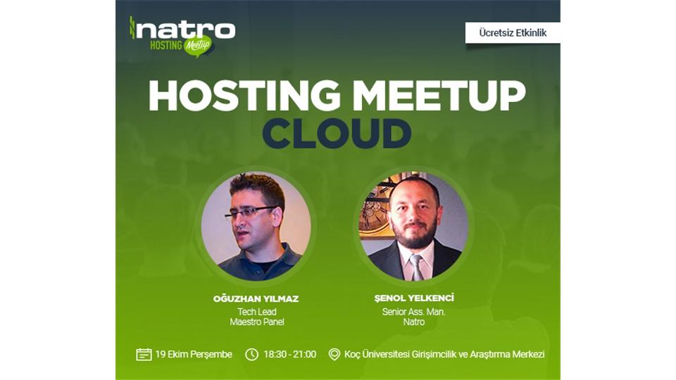 Hosting Meetup | Cloud