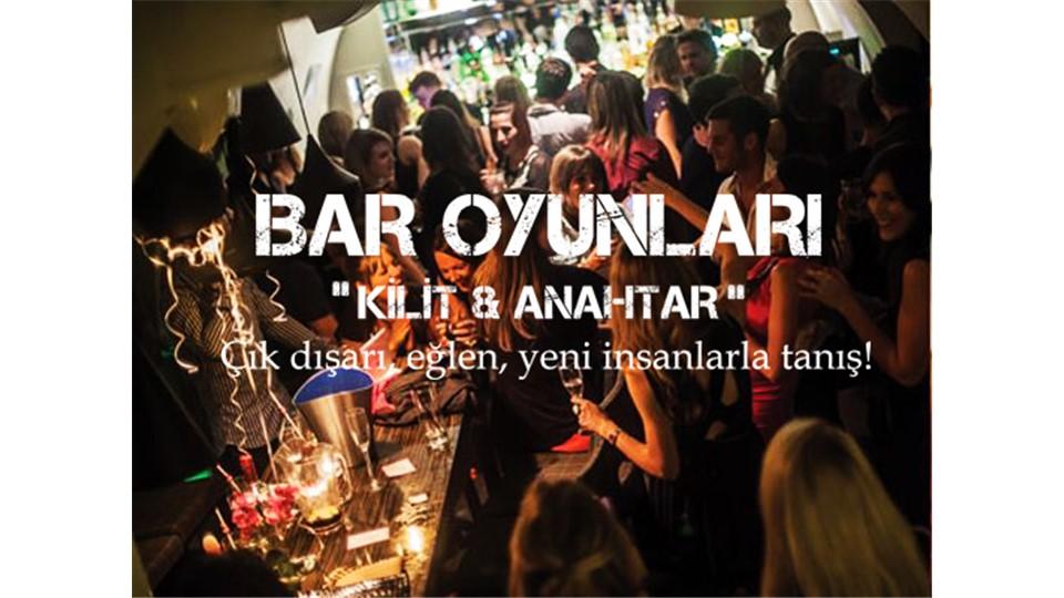 Bar Oyunları  ''Kilit & Anahtar''