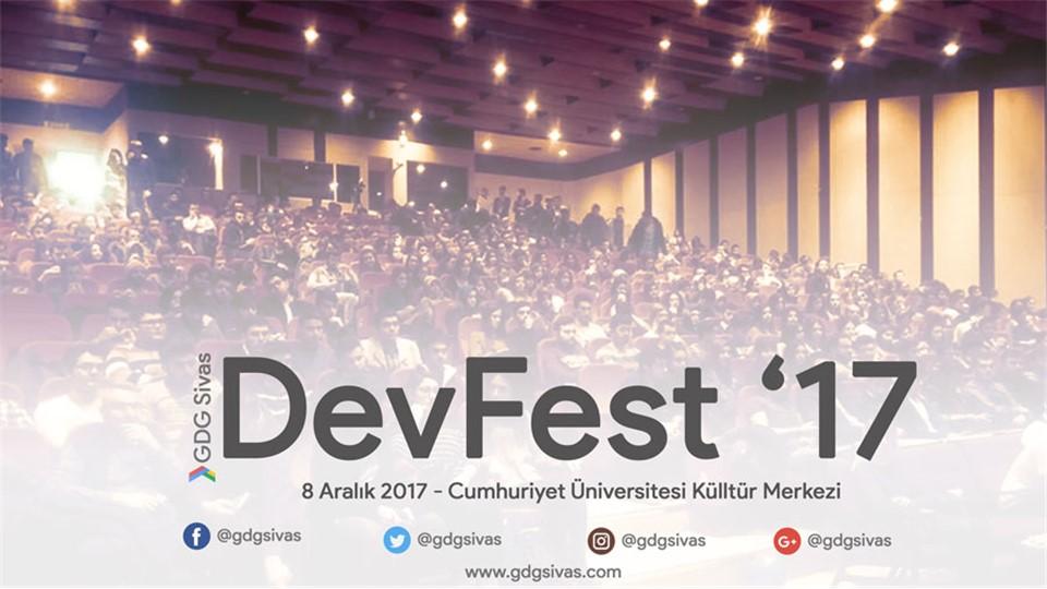 DevFest Sivas'17