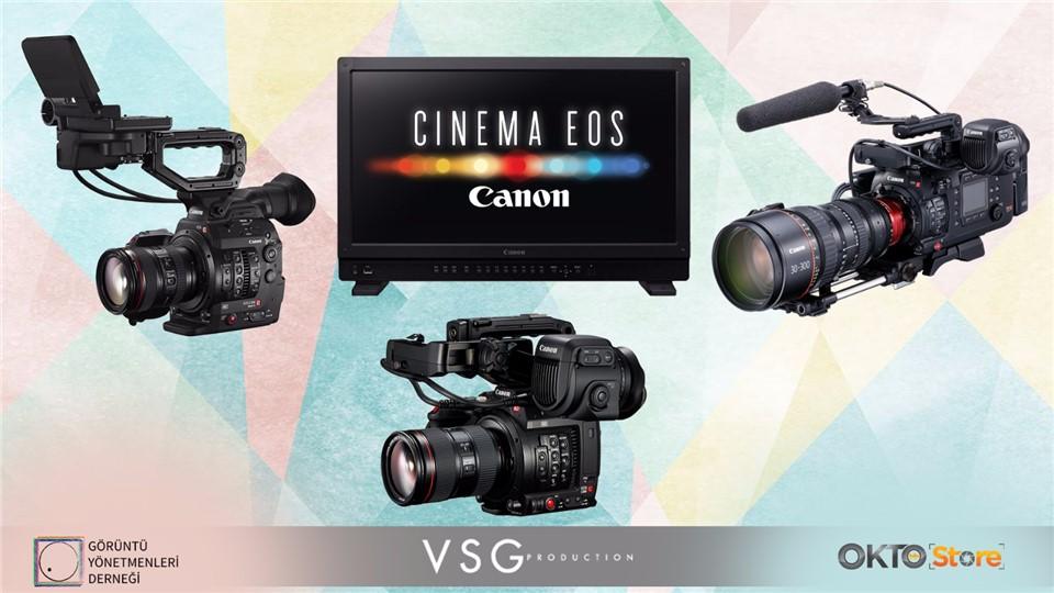 Canon Sinema Eos Günleri
