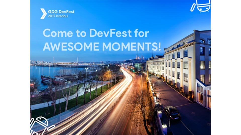 GDG DevFest Istanbul 2017