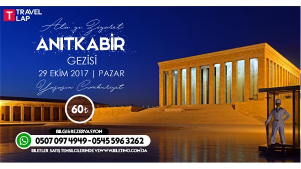 Travel Lap Sunar: Ata'yı Ziyaret | Anıtkabir Gezisi