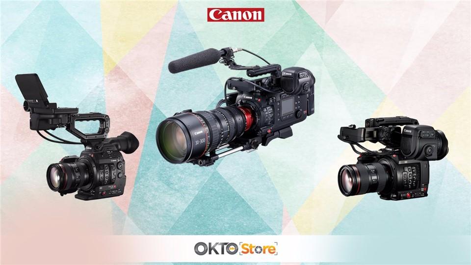 1 Kasım Canon 4K Tanıtım Günleri