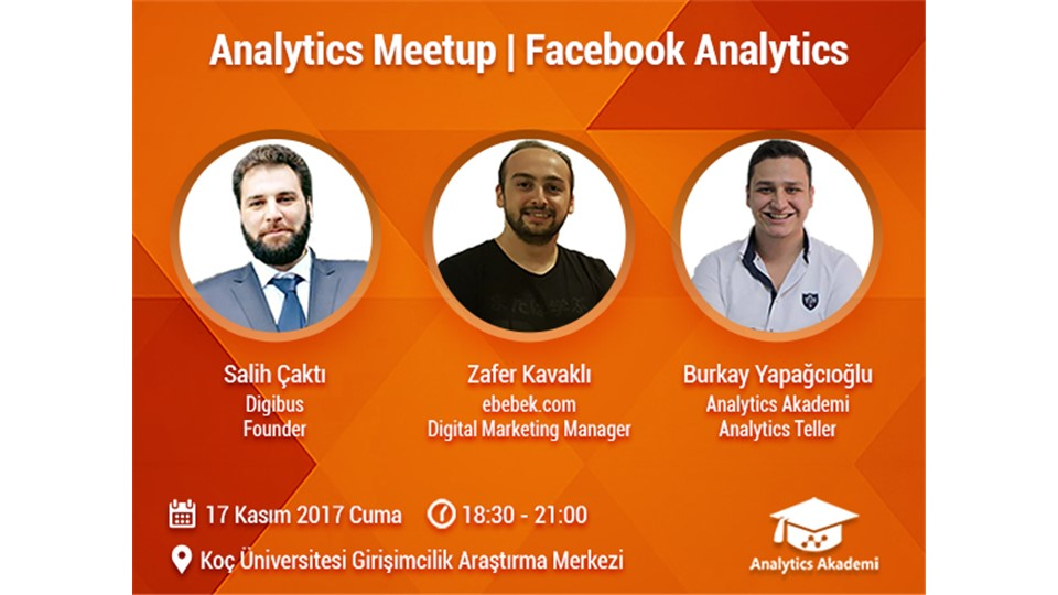 Analytics Meetup | Facebook Analytics