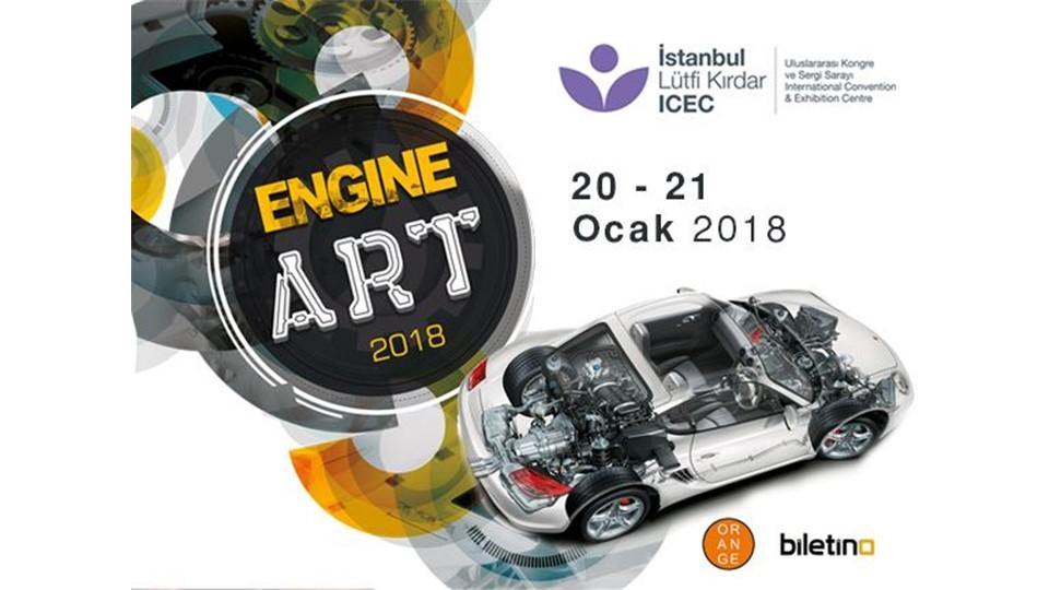 ENGINE ART 2018