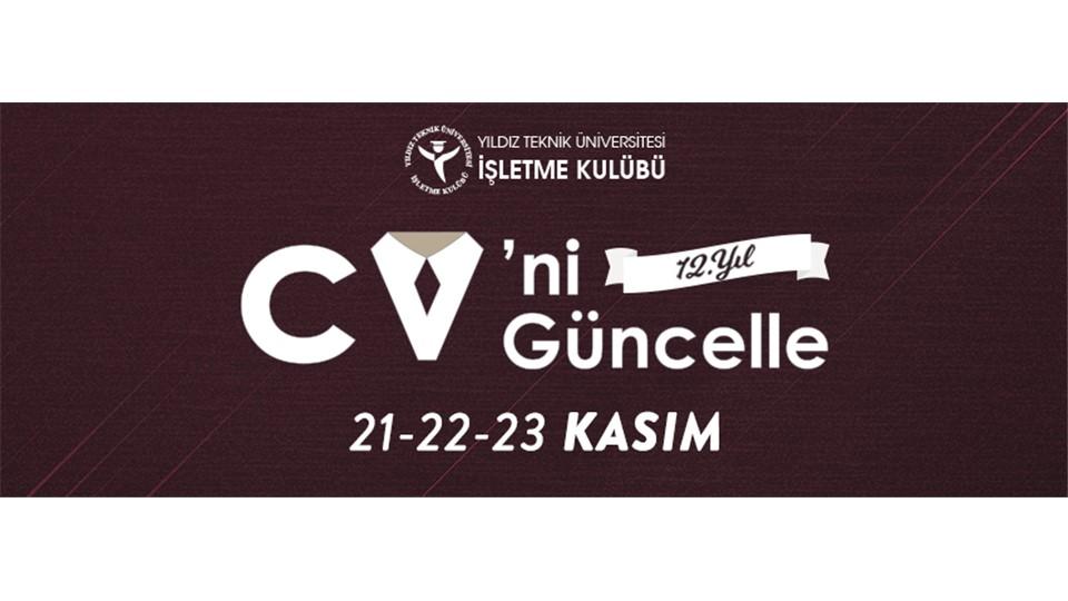 CV'ni Güncelle'17