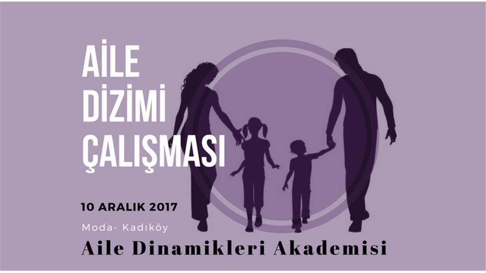 Aile Dizimi Çalışması / Kadıköy-İSTANBUL