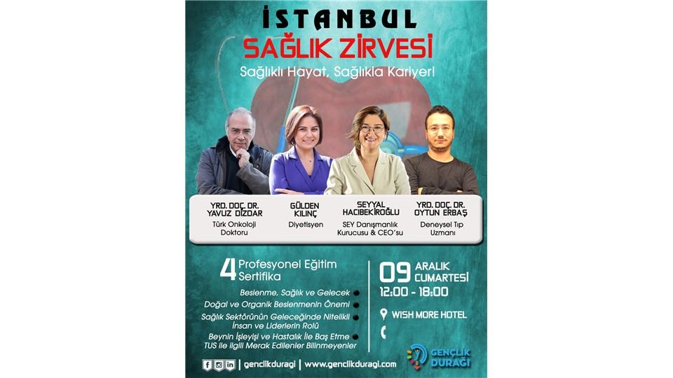 İstanbul Sağlık Zirvesi