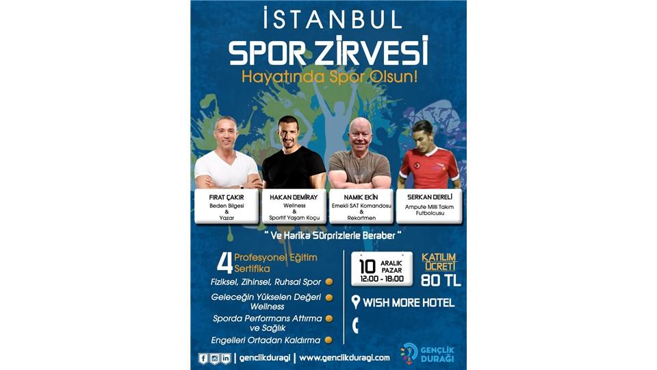 İstanbul Spor Zirvesi