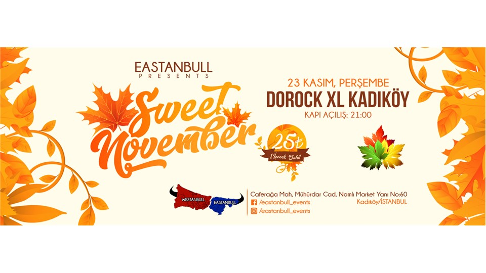 Sweet November @Dorock XL