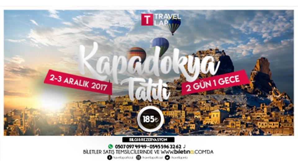 Travel Lap Sunar: Kapadokya Tatili / 2 Gün 1 Gece