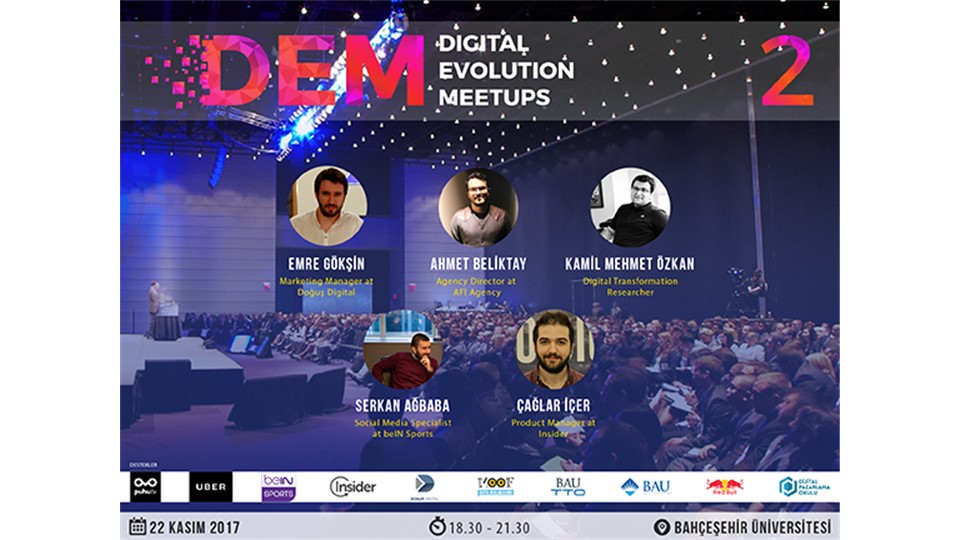 Digital Evolution Meetups (DEM) #2