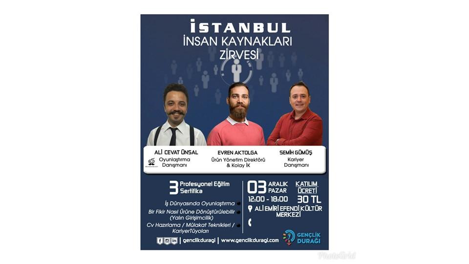 İstanbul İnsan Kaynakları Zirvesi