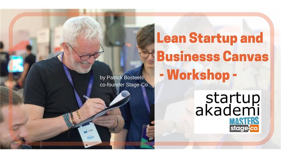Plan A: Lean Startup & Business Canvas // Workshop