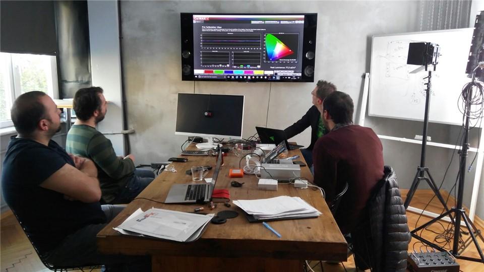 Monitör Kalibrasyon Eğitimi - SpectralCal