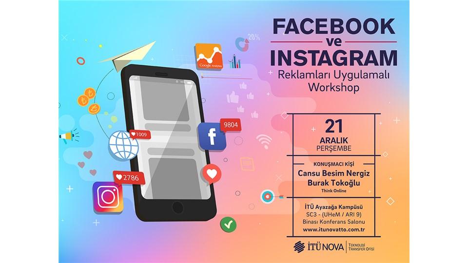 Facebook ve Instagram Reklamları Uygulamalı Workshop!