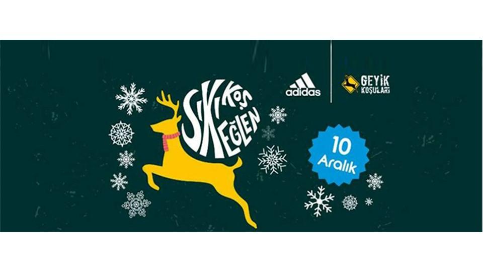 adidas Geyik Koşuları 10 Aralık 2017 - 14K Servisi
