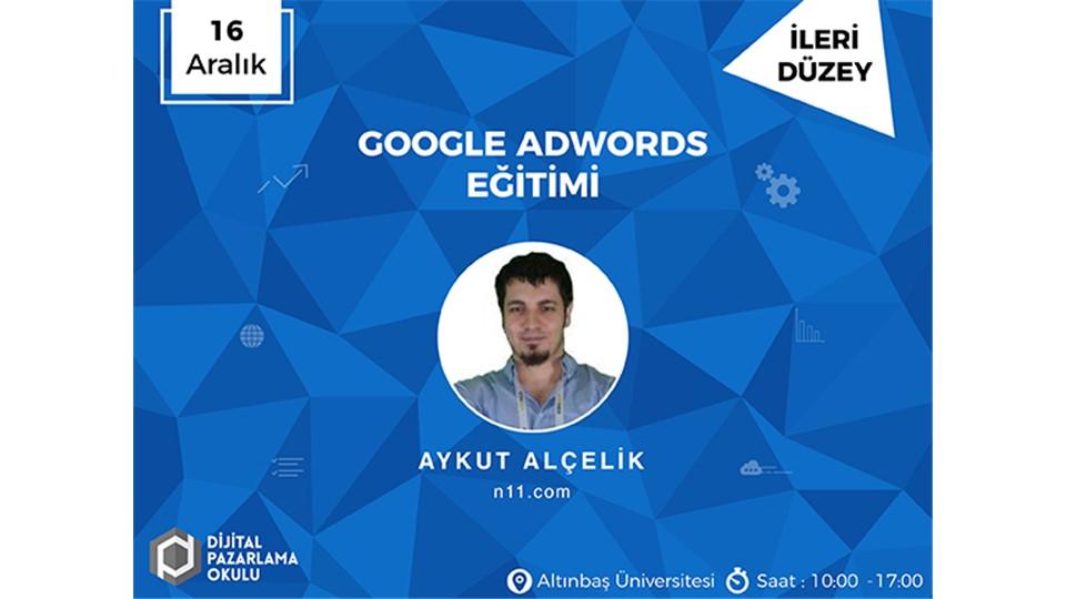 İleri Düzey Google AdWords Eğitimi