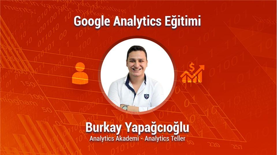Uygulamalaı Google Analytics Eğitimi