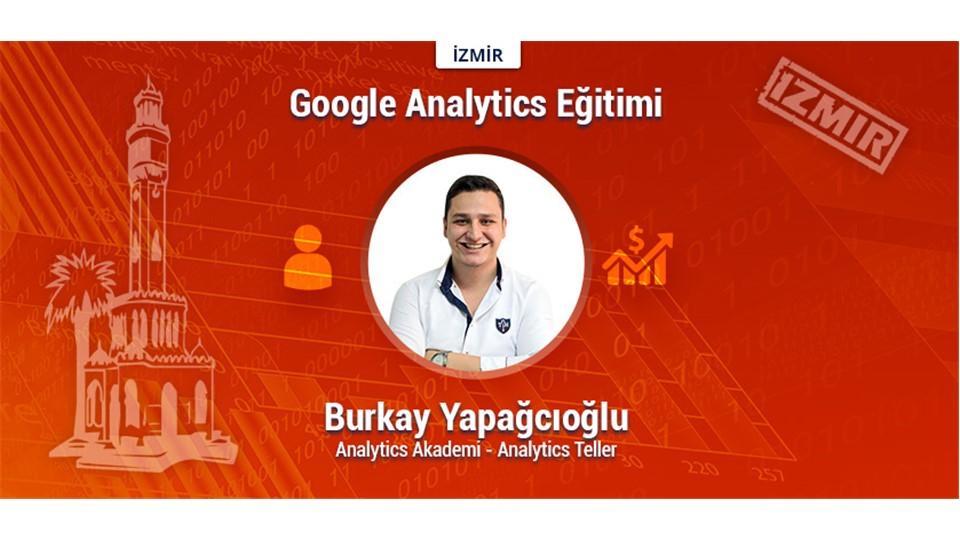 Uygulamalı Google Analytics Eğitimi - İzmir