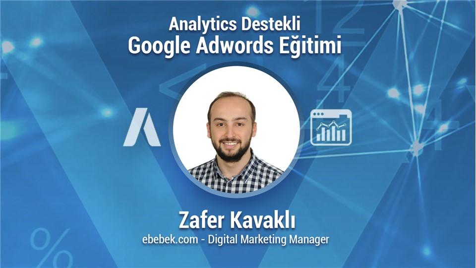 Google Adwords Eğitimi (Analytics Destekli) - (İndirimli 599 ₺)