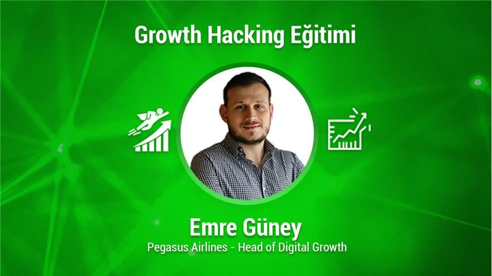 Growth Hacking Eğitimi - (İndirimli 499 ₺)