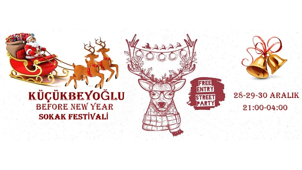 Küçükbeyoğlu Before New Year Sokak Festivali
