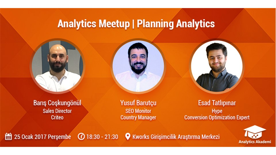 Analytics Meetup | Planning Analytics (Ücretsiz Etkinlik)