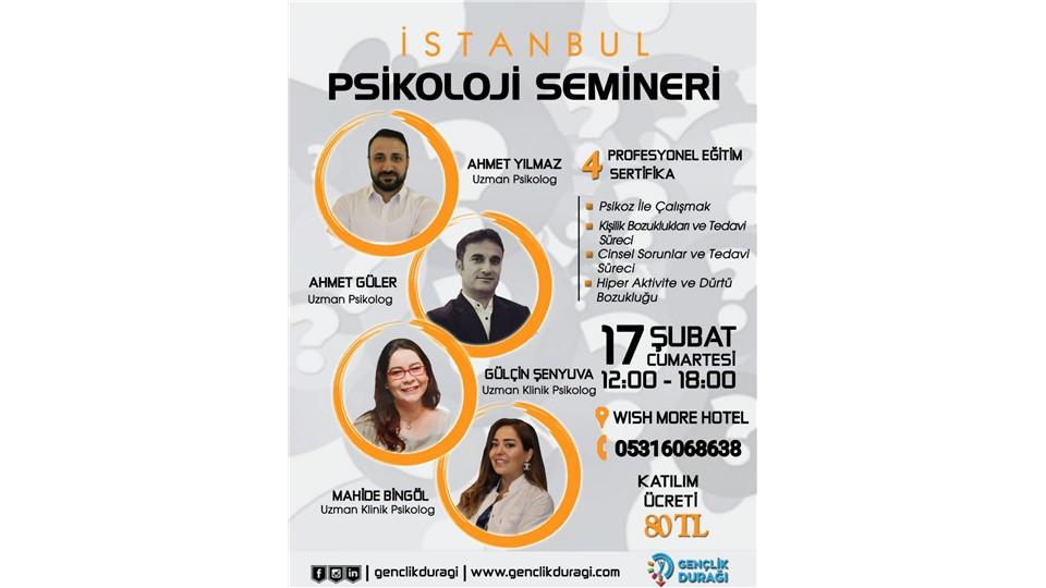 İstanbul Psikoloji Semineri