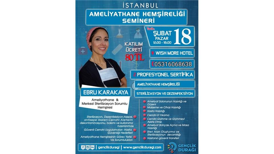 İstanbul Hemşirelik Semineri