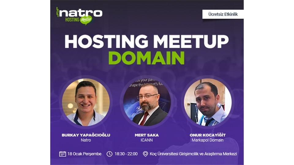 Hosting Meetup | Domain