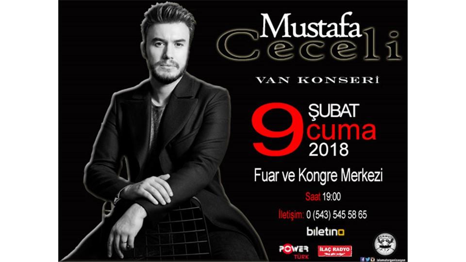 Mustafa Ceceli Van Konseri