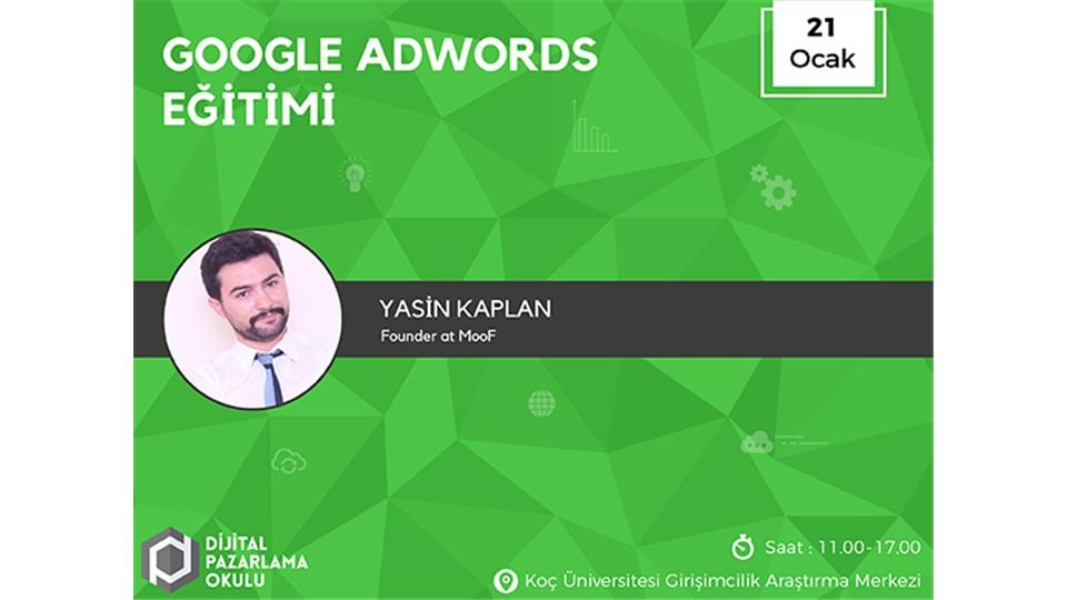 Google AdWords Eğitimi (Uygulamalı)