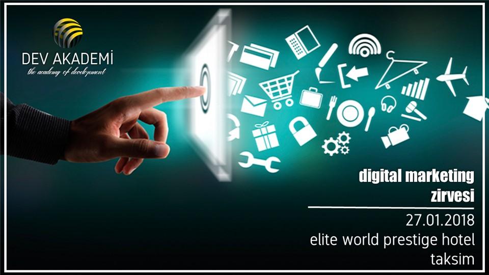 Digital Marketing Zirvesi