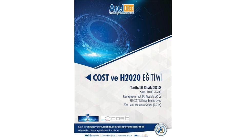 COST ve H2020 Eğitimi