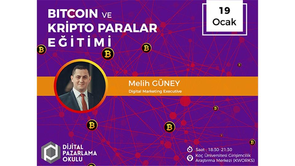 Bitcoin ve Kripto Paralar Eğitimi