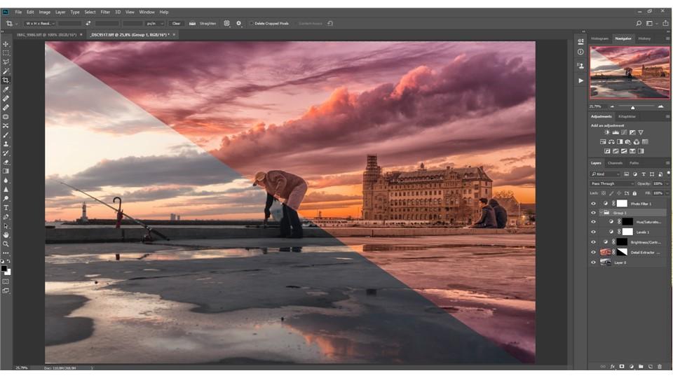 Fotoğraf İşleme Teknikleri