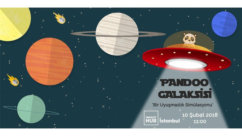 Pandoo Galaksisi - Bir Uyuşmazlık Simülasyonu