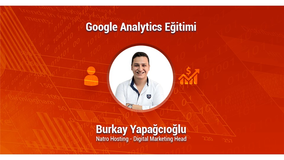 Google Analytics Eğitimi (İndirimli 349 ₺)