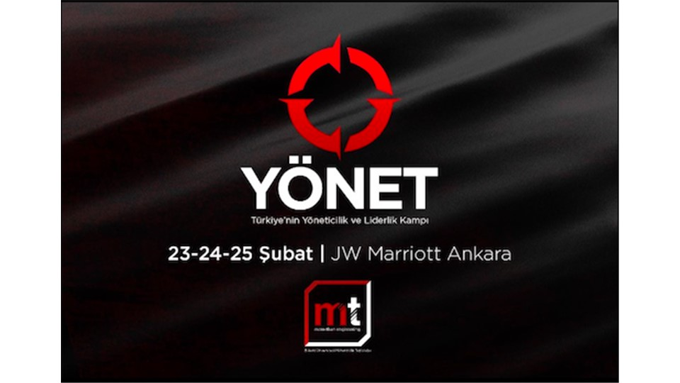 YÖNET'18 Türkiye'nin Yöneticilik ve Liderlik Kampı